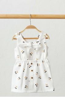 Муслінова сукня Mia Вишеньки (2-3 роки)
