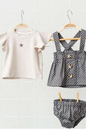 Набор для девочки Peri звезды (0-2 года)
