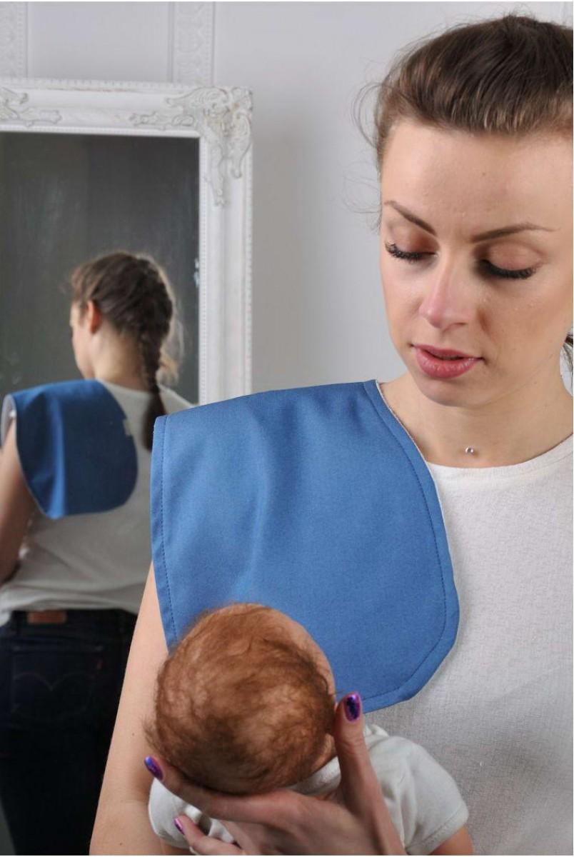 Рушник для гігієни новонародженого Джинс