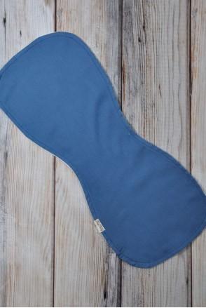Полотенце для гигиены новорожденного Джинс