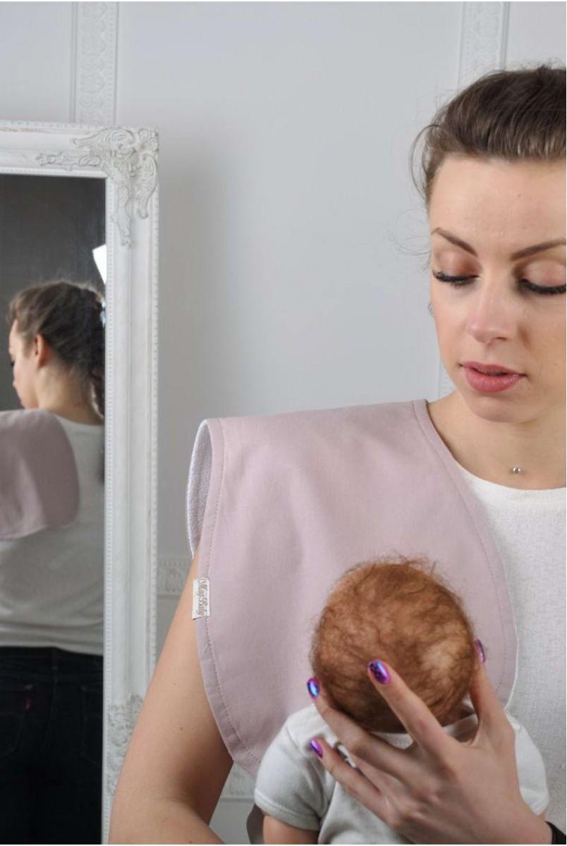 Рушник для гігієни новонародженого Капучино