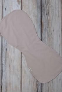 Полотенце для гигиены новорожденного Капучино