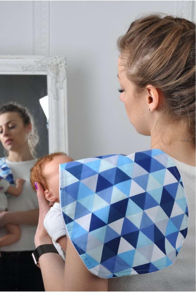 Рушник для гігієни новонародженого Мозаїка