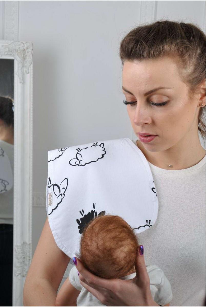 Рушник для гігієни новонародженого Вівці