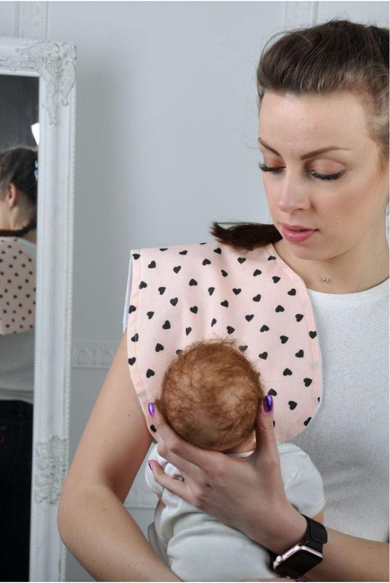 Рушник для гігієни новонародженого сердечка
