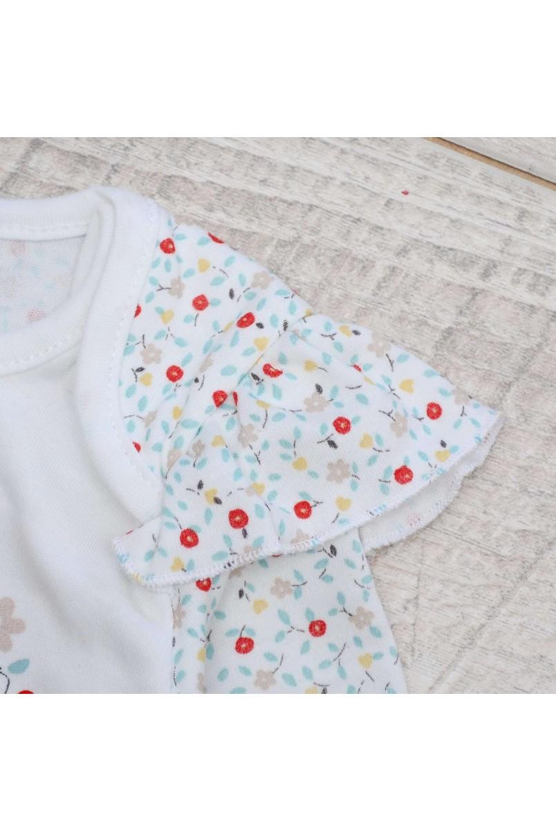 Боді для дітей Minikin арт. 204703 квіти