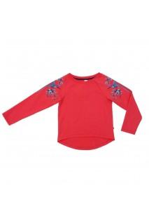 Свитшот для детей Minikin арт. 177707 красный