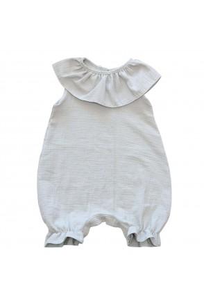 Полукомбинезон детский муслиновый Minikin 2010514 серый