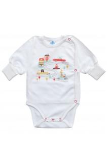 Боді для дітей Minikin арт. 205403 молочний