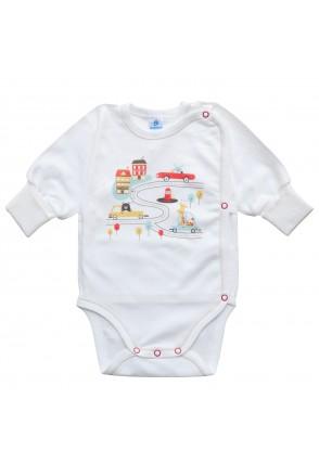 Боди для детей Minikin арт. 205403 молочный