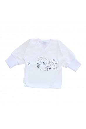 Распашонка для детей Minikin арт. 215003 белый