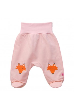 Ползунки для детей Minikin арт. 161063 розовый