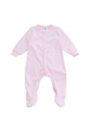 Детский комбинезон Minikin арт. 213603 розовый