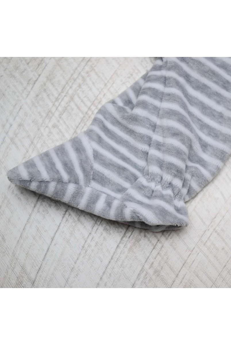Комбінезон арт. 208104 74 сірий зайка
