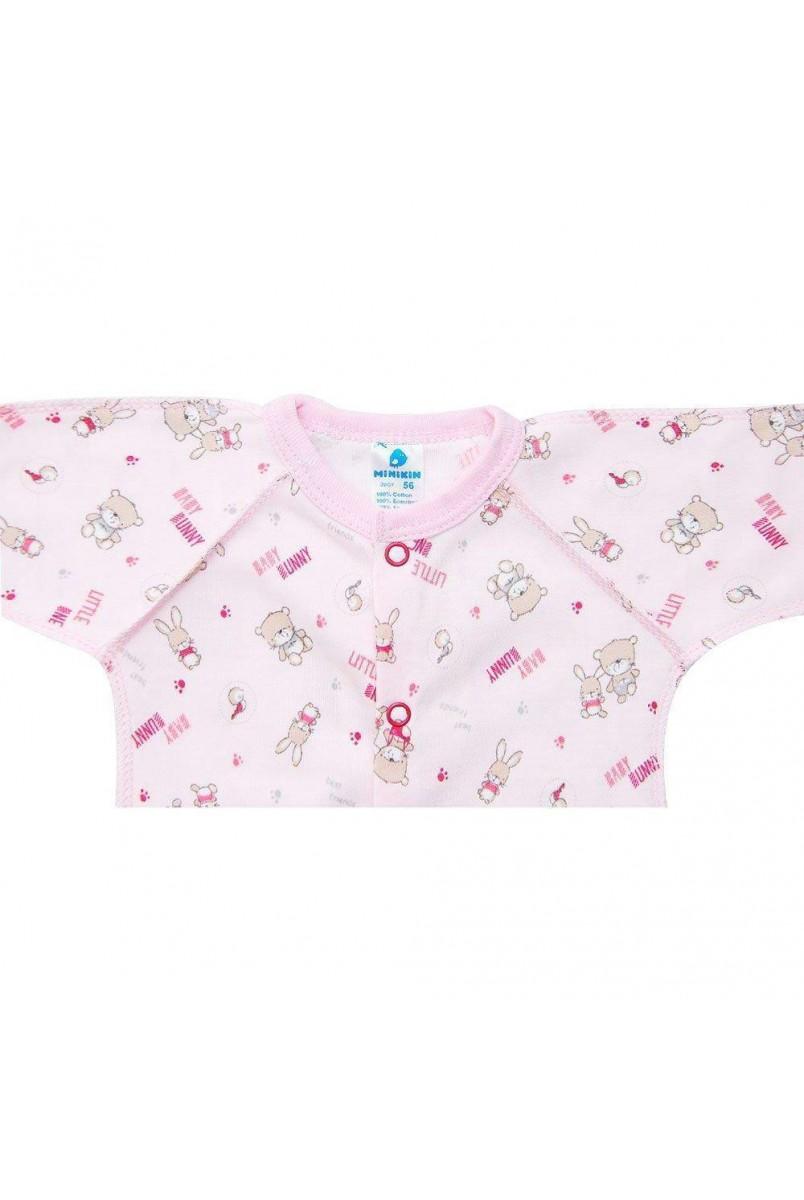 Комбінезон арт. 00303 рожевий