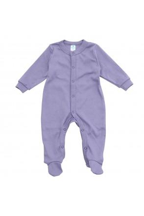 Детский комбинезон Minikin арт. 213603 фиолетовый