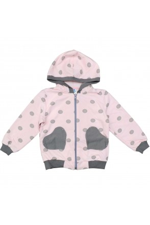 Толстовка для детей Minikin арт. 1177107 розовый