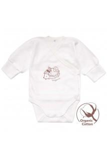 Боді для дітей Minikin арт. 1830603 молочний