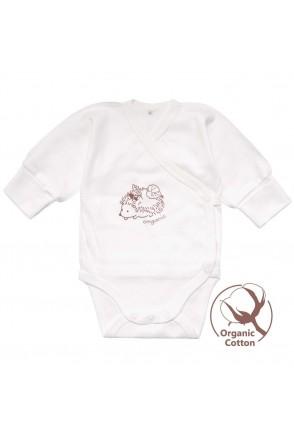 Боди для детей Minikin арт. 1830603 молочный