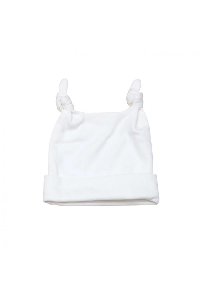 Комбінезон з шапочкою арт. 2018403 молочний