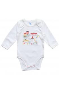 Боді для дітей Minikin арт. 206003 молочний