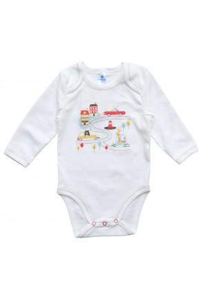 Боди для детей Minikin арт. 206003 молочный