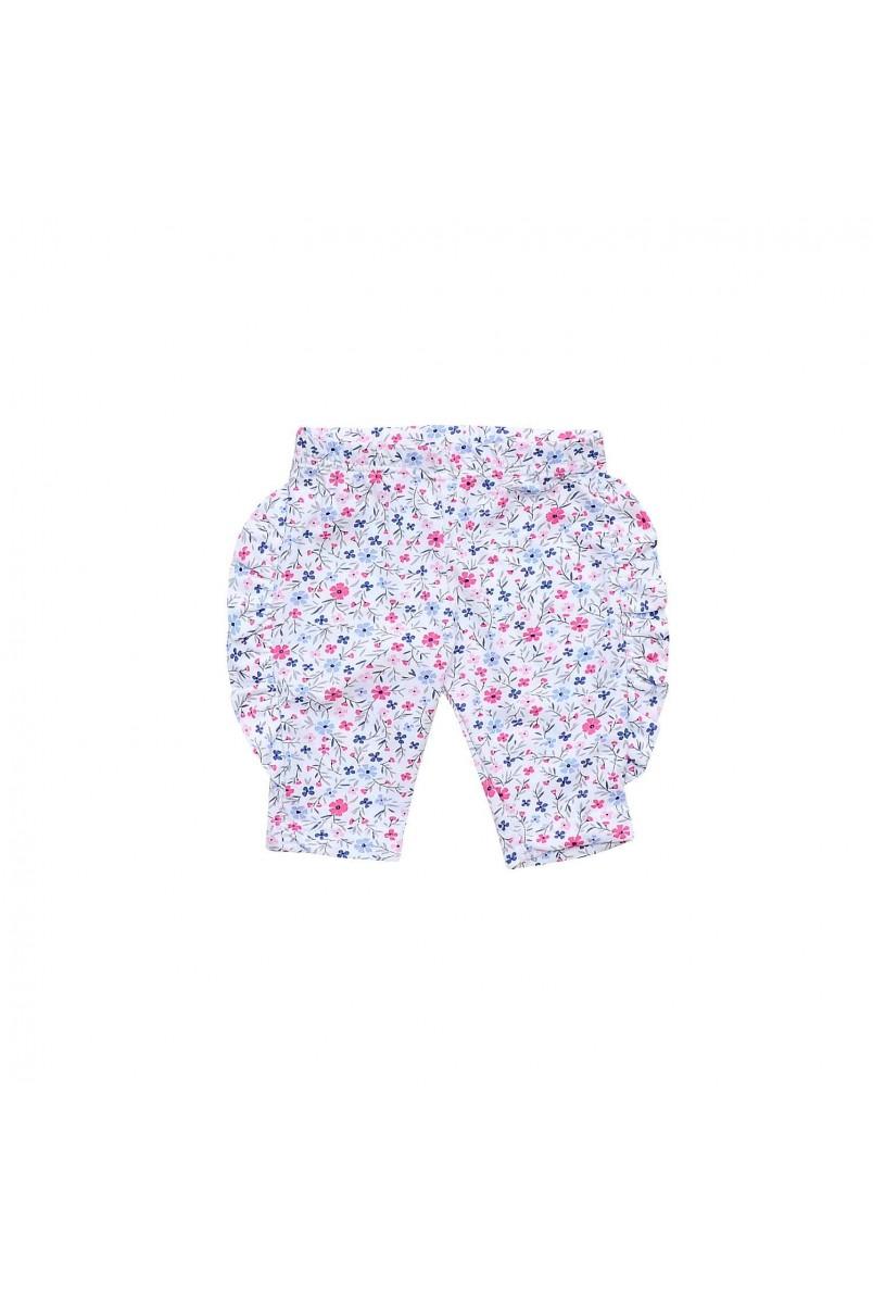 Лосини арт. 203602 білий/рожевий