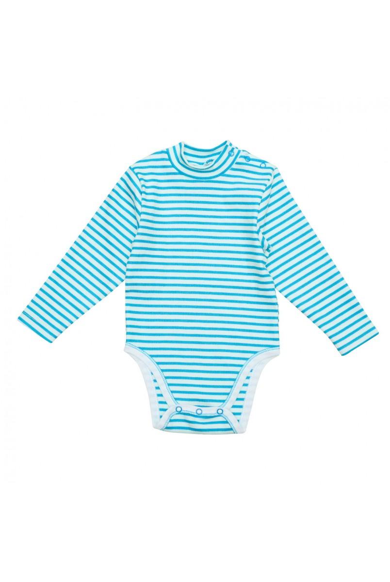 Боді-гольф для дітей Minikin арт. 2015803 молочний/бірюзовий