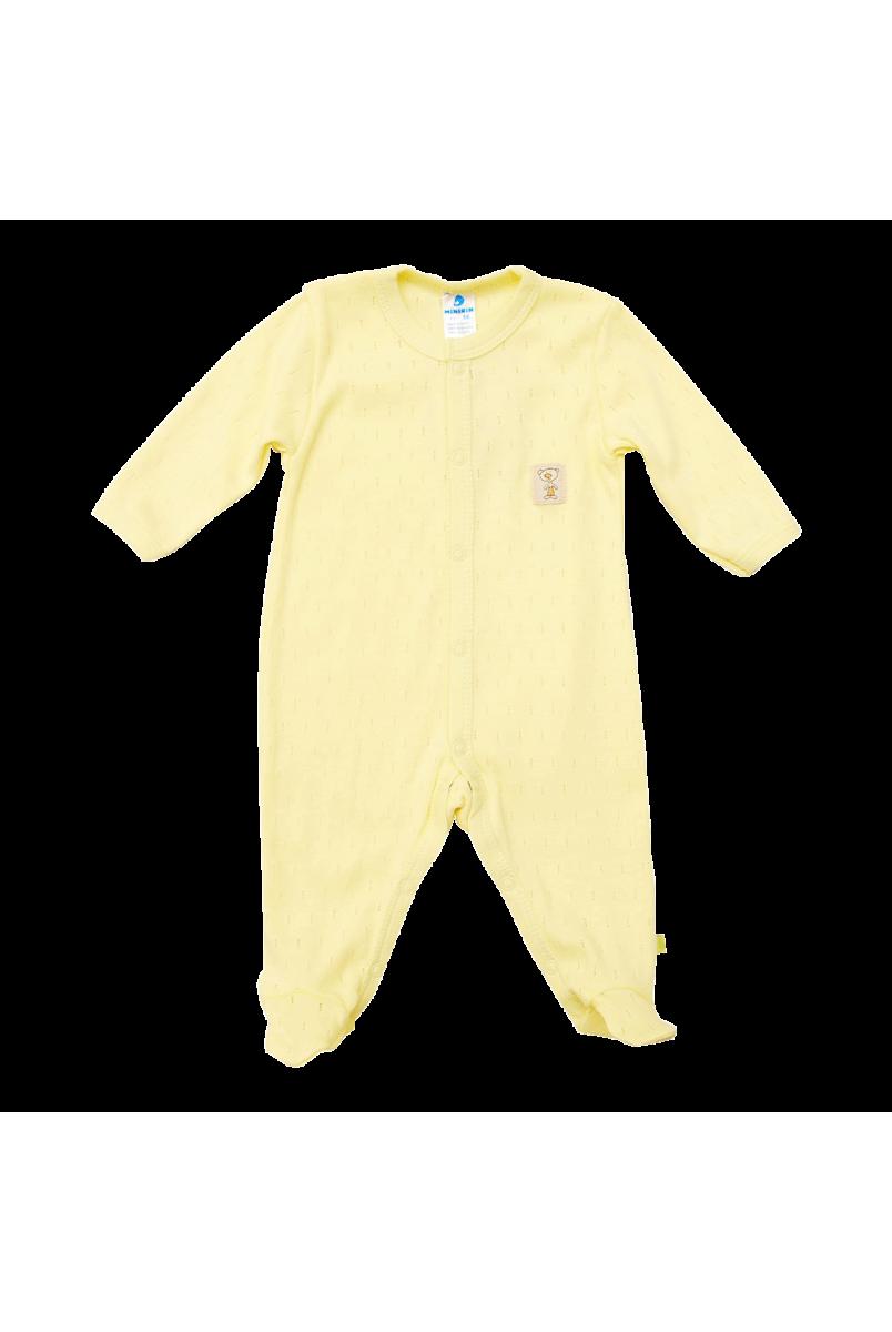 Комбінезон арт. 176305 жовтий