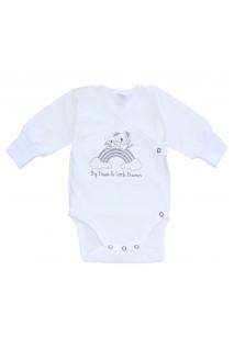 Боді для дітей Minikin арт. 215103 білий
