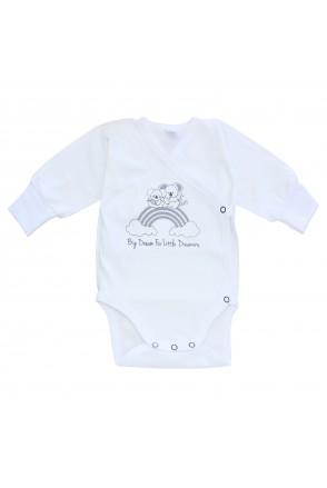 Боди для детей Minikin арт. 215103 белый