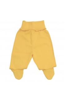 Детские ползунки Minikin арт. 213803 желтый
