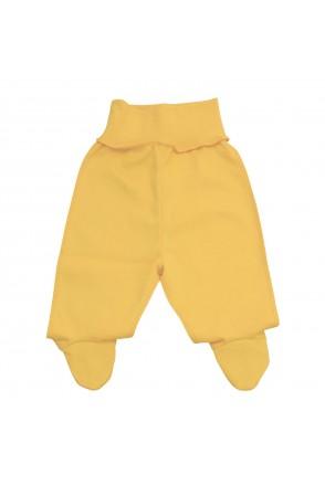 Дитячі повзунки Minikin арт. 213803 жовтий