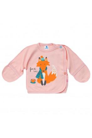 Распашонка для детей Minikin арт. 16106001 розовый