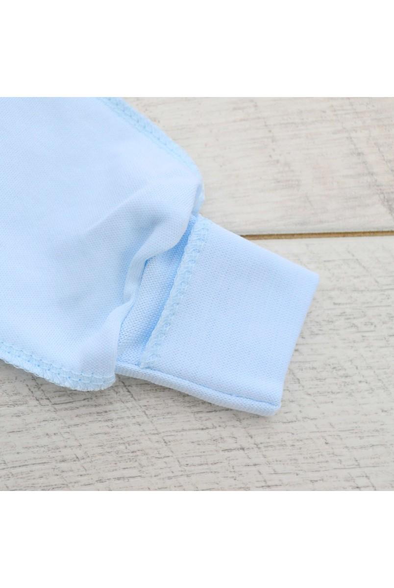 Боди для детей Minikin арт. 213703 голубой