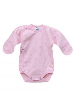 Боди для детей Minikin арт. 00501 розовый
