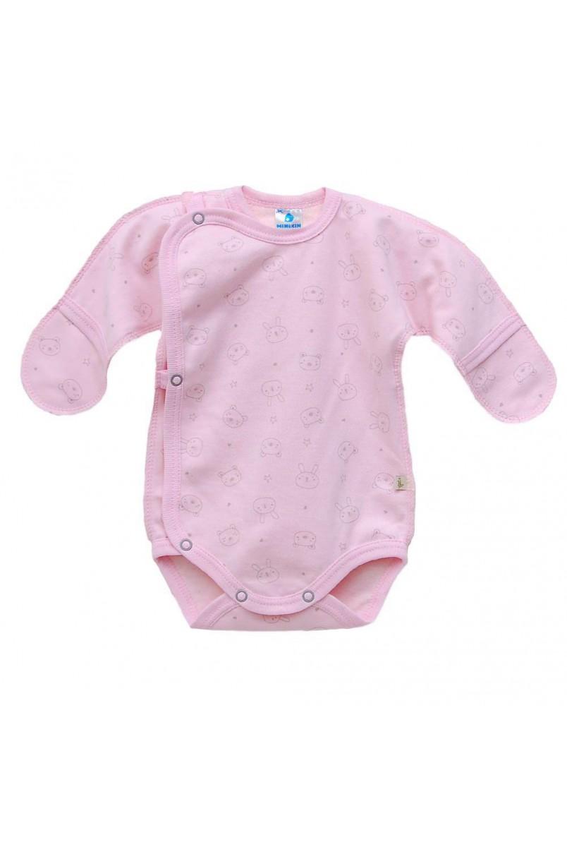 Боді для дітей Minikin арт. 00501 рожевий