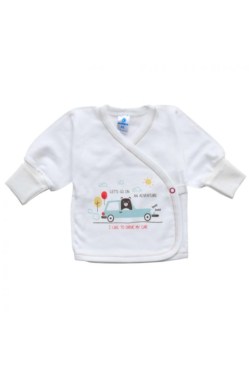 Сорочечка арт. 205303 молочний