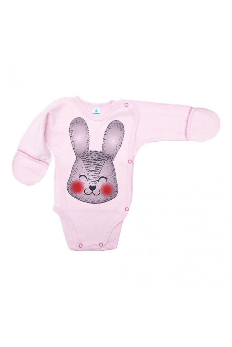 Боді для дітей Minikin арт. 1710703 рожевий