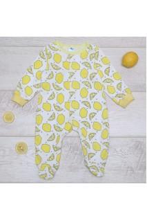 Комбинезон для детей Minikin арт. 2010703 желтый