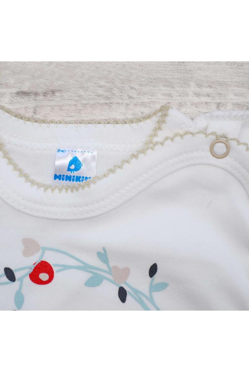 Боді для дітей Minikin арт. 204103 квіти
