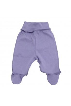 Дитячі повзунки Minikin арт. 213803 фіолетовий