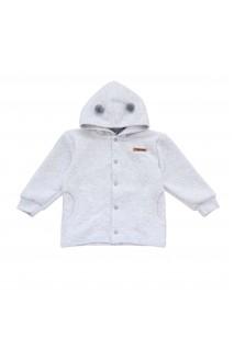 Курточка для дітей Minikin арт. 2016512 сірий меланж