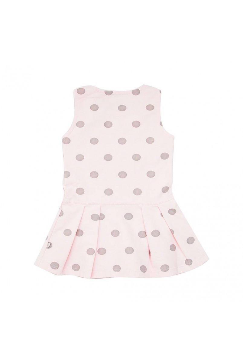 Сарафан для детей Minikin арт. 177607 розовый