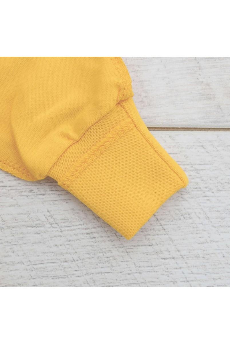 Боди для детей Minikin арт. 213703 желтый