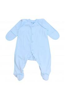 Дитячий комбінезон Minikin арт. 213503 Блакитний