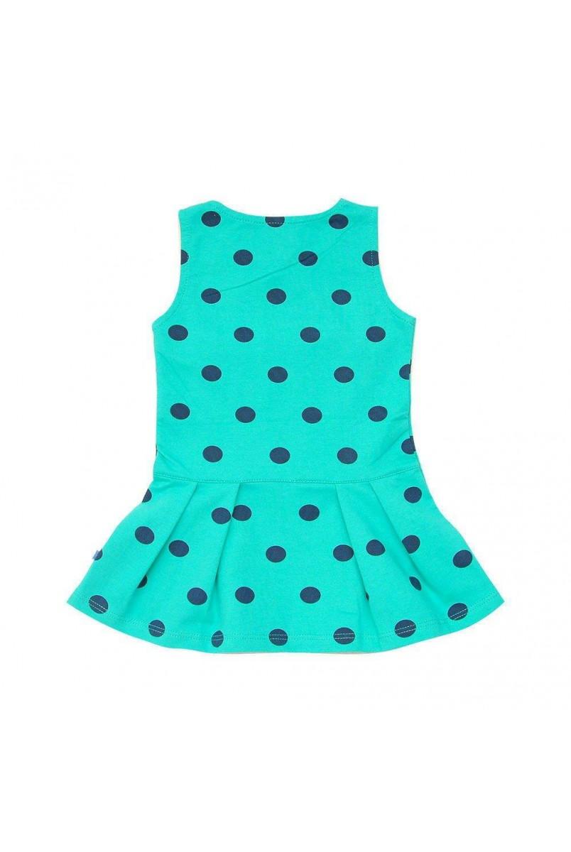 Сарафан для детей Minikin арт. 177607 зеленый