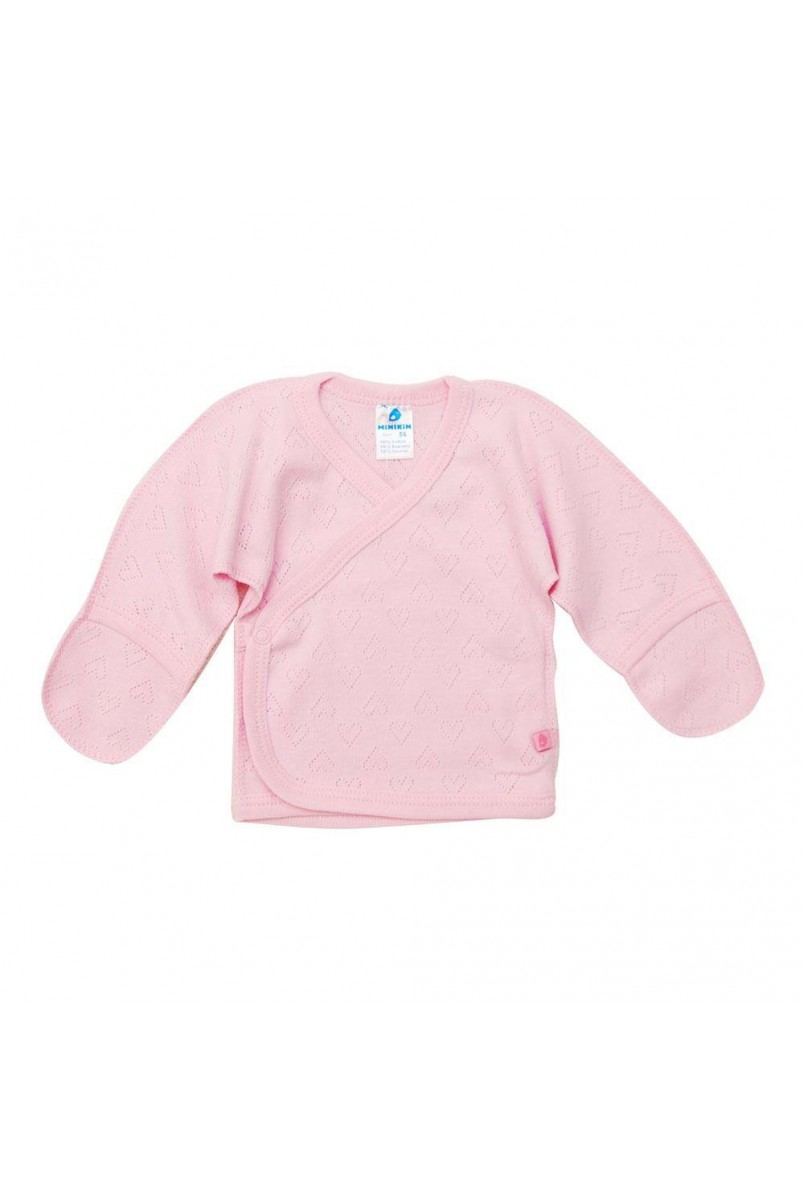 Сорочечка арт. 176205 рожевий
