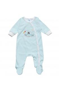 Комбінезон для дітей Minikin арт. 205703 бірюзовий