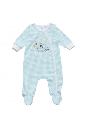 Комбинезон для детей Minikin арт. 205703 бирюзовый